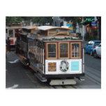 San Francisco Cable Car Post Cards