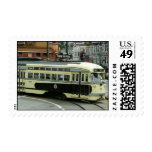 San Francisco Cable Car Stamp