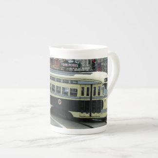 San Francisco Cable Car Tea Cup