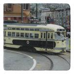 San Francisco Cable Car Trivet