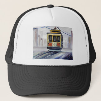 San Francisco Cable Car Trucker Hat