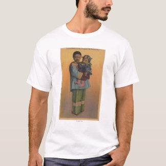 San Francisco, CAChinese Woman & Baby T-Shirt