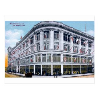 San Francisco, Cal. The White House Postcard