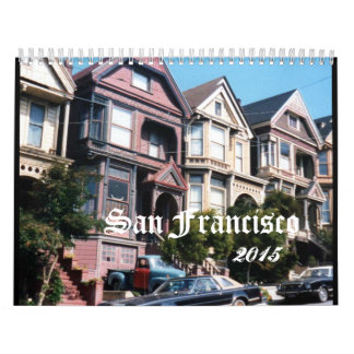 San Francisco Calendar 2015