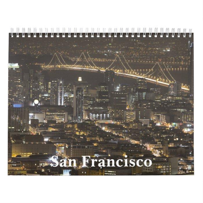 San Francisco Calendar Number One