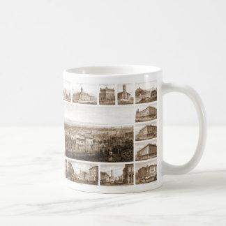 San Francisco California 1874 Coffee Mug