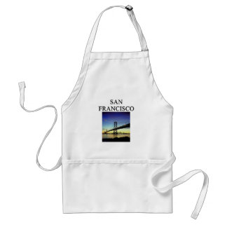 san francisco california adult apron