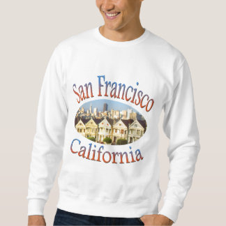 San Francisco California Alamo Square Sweatshirt