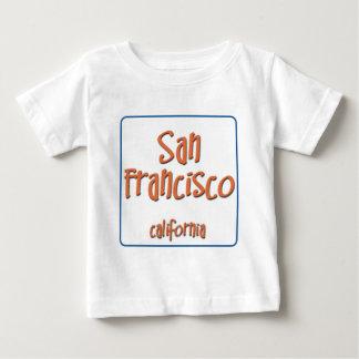 San Francisco California BlueBox Baby T-Shirt