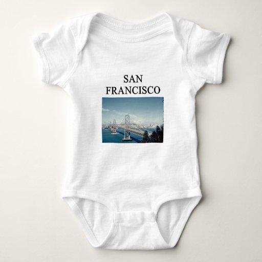 SAN FRANCISCO California Body Para Bebé