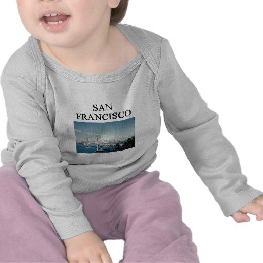 SAN FRANCISCO California Camisetas