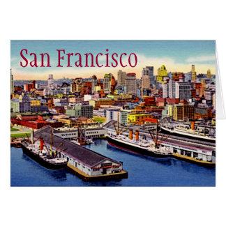 San Francisco, California Card