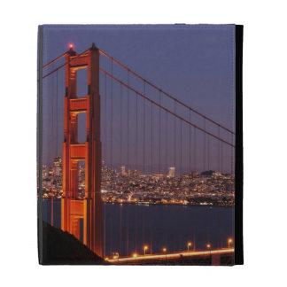 San Francisco California iPad Case
