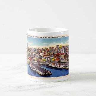 San Francisco, California Coffee Mugs