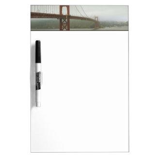 San Francisco, California Dry-Erase Board