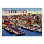 San Francisco, California Felicitacion