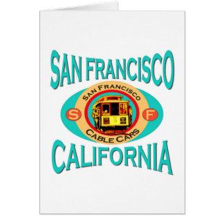 San Francisco California Gift Card