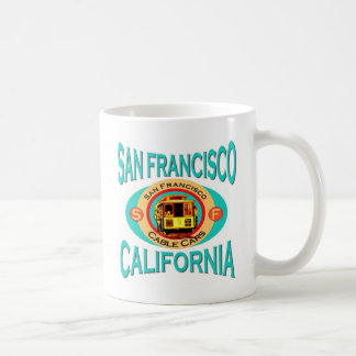 San Francisco California Gift Coffee Mug