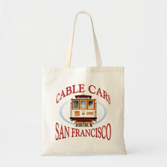 San Francisco California Gift Tote Bag