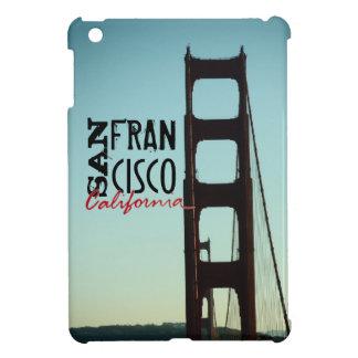 San Francisco California golden gate ipad mini iPad Mini Cases