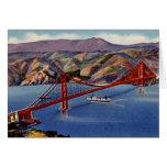 San Francisco, California Greeting Card