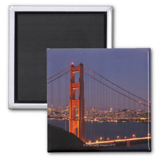 San Francisco, California Imán Cuadrado