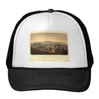 San Francisco California in 1860 Trucker Hat