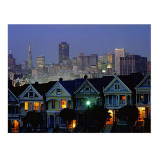 San Francisco California los E.E.U.U. Tarjeta Postal