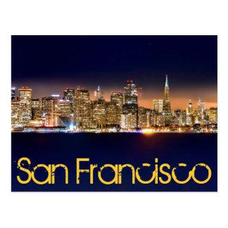 San Francisco, California, los E.E.U.U. Tarjetas Postales