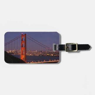 San Francisco, California Tags For Bags