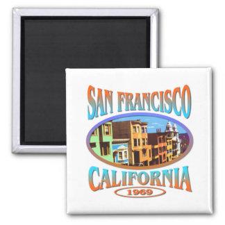 San Francisco California Magnets