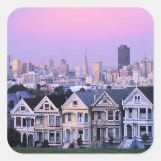 San Francisco California Opinión el Victorian Colcomania Cuadrada