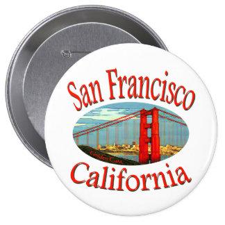 San Francisco California Pin