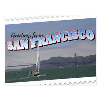 San Francisco, California Post Cards