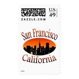 San Francisco California Postage