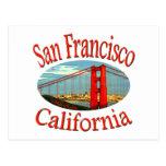 San Francisco California Postal