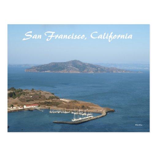 San Francisco, California Postcard