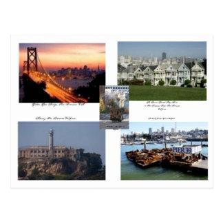 San Francisco California Post Cards