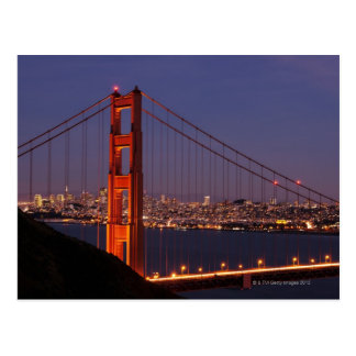 San Francisco, California Postcards