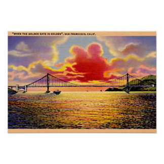 San Francisco, California Print