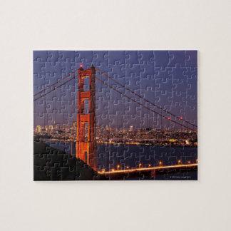 San Francisco California Jigsaw Puzzle