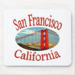 San Francisco California Tapete De Raton