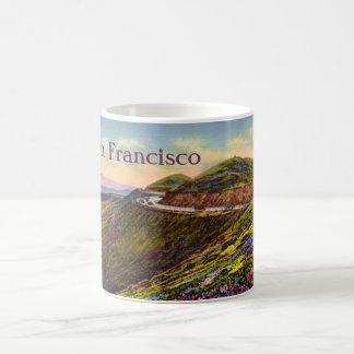 San Francisco, California Taza