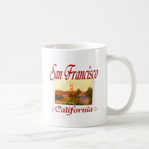 San Francisco California Taza Clásica