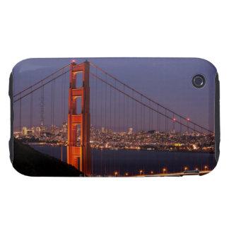 San Francisco, California Tough iPhone 3 Carcasa