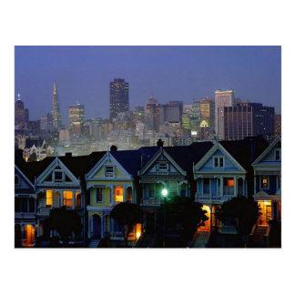 San Francisco California USA Postcards
