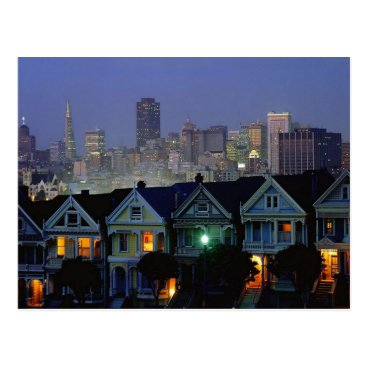 USA Themed San Francisco California USA Postcard