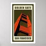 San Francisco, California, USA Posters