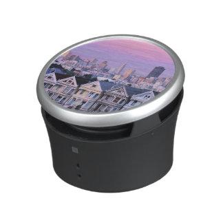 San Francisco, California. View of Victorian Bluetooth Speaker