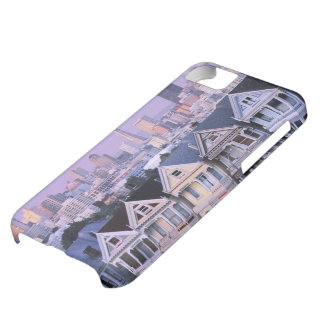 San Francisco, California. View of Victorian iPhone 5C Cases